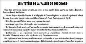 Exemple de texte avec Mesmerize Condensed