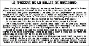 Exemple de texte avec SF DecoTechno